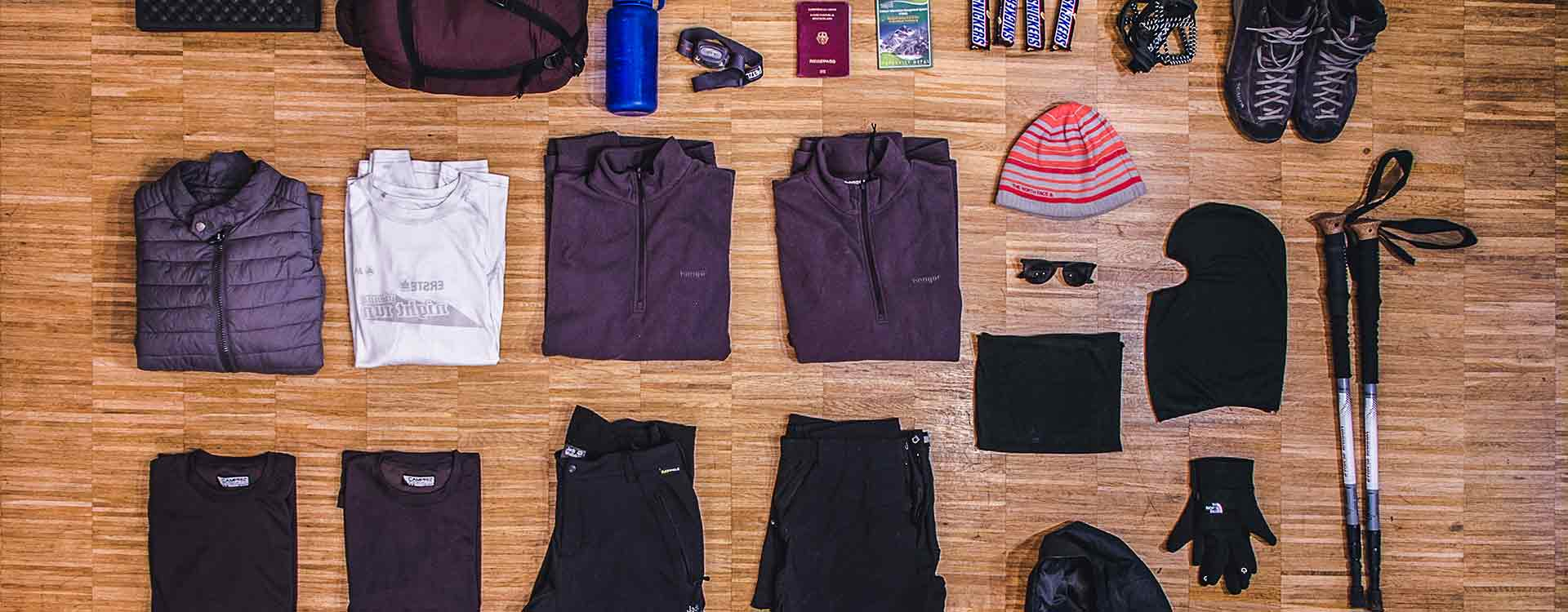 What Should Pack For Safari